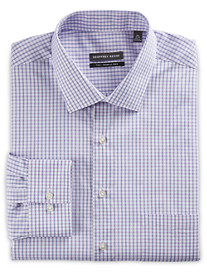 Geoffrey Beene Grid Pattern Dress Shirt