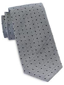 Jack Victor® Multi Cube Neat Silk Tie
