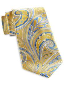 Geoffrey Beene Swirly Pop Paisley Tie