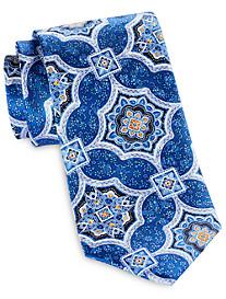 Geoffrey Beene® Medallion Culture Paisley Tie