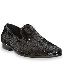 GBX Giorgio Brutini Cohort Brushed Sequin Dress Shoes