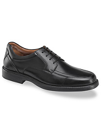 Johnston & Murphy Stanton Moc-Toe Lace-Up Oxfords