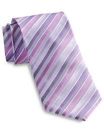 Synrgy™ Willow Stripe Silk Tie