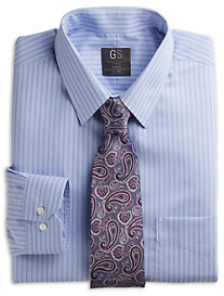 Gold Series Stripe Dress Shirt