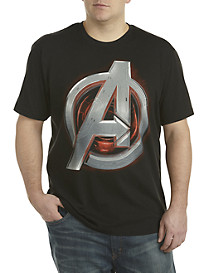 Marvel Comics Avengers Ultron A Screen Tee