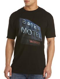 Bates Motel Vacancy Screen Tee