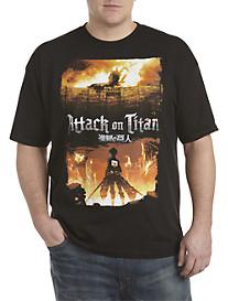 Attack On Titan Screen Tee