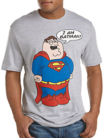 Family Guy: I Am Batman Screen Tee