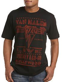 Van Halen Screen Tee