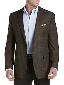 Oak Hill® Windowpane Sport Coat
