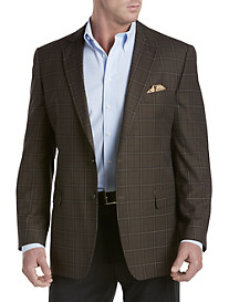 Oak Hill® Windowpane Sport Coat