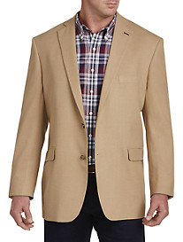Oak Hill® Flannel Jacket-Relaxer™ Sport Coat