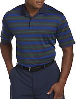 Reebok Textured Multi-Stripe Polo