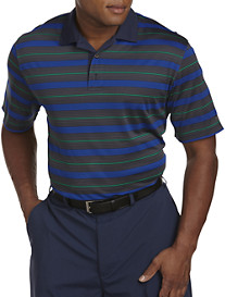 Reebok Textured Multi-Stripe Polo
