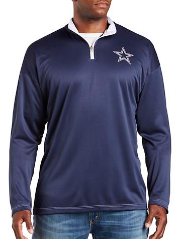 Big & Tall NFL Cowboys 1/4-Zip Pullover