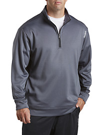 Reebok Play Warm® 1/4-Zip Pullover