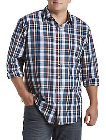 True Nation® Multi Plaid Sport Shirt