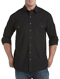 Synrgy™ Solid Officer Sport Shirt