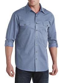 Synrgy® Slub Officer Sport Shirt