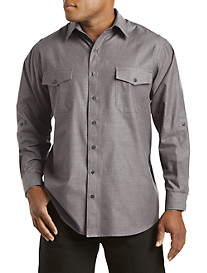 Synrgy® Slub Officer Sport Shirt