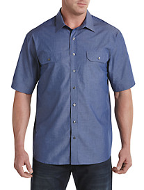 Synrgy® Double-Pocket Sport Shirt