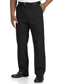 Oak Hill® Straight-Fit Stretch Twills