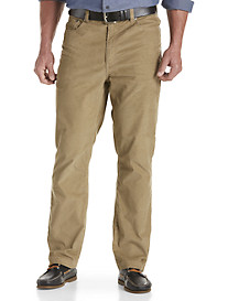 True Nation® Comfort-Fit Corduroy Pants