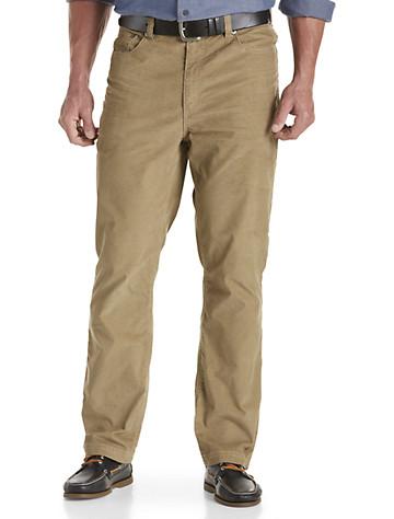 Big & Tall True Nation® Comfort-Fit Corduroy Pants