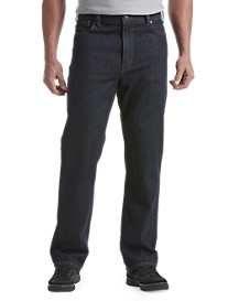 True Nation® Dark-Rinse, Relaxed-Fit Jeans