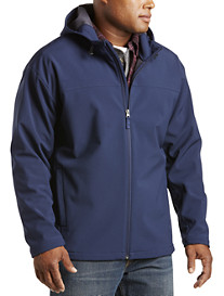 Harbor Bay® Hooded Bonded Fleece Jacket