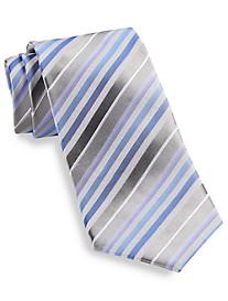Synrgy™ Ombré Triple Stripe Silk Tie