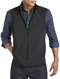 Perry Ellis® Mixed Media Vest
