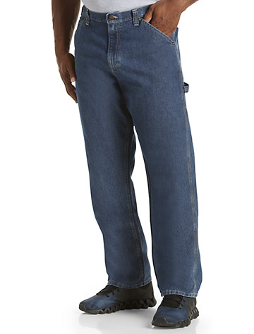 Lee® Custom-Fit Carpenter Jeans - ( Loose Fit )
