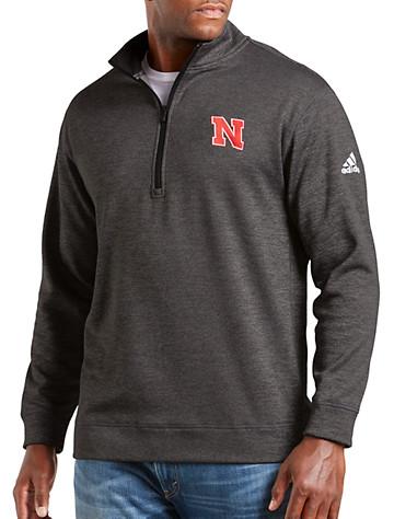 adidas® Collegiate 1/4-Zip Pullover - from Adidas