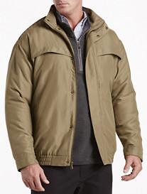 Oak Hill® Microsuede Bomber Jacket