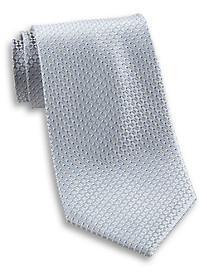 Geoffrey Beene® Micro-Diamond Silk Tie