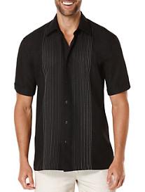 Cubavera® Ombré Embroidered Sport Shirt