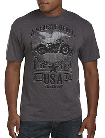 American Rebel Motors Graphic Tee