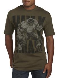 Hulk Smash Graphic Tee
