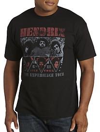 Triple Hendrix Graphic Tee