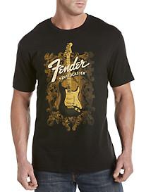 Fender Strat Guitar Classic Graphic Tee