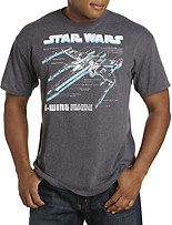 Star Wars™ Wired X Graphic Tee