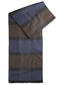 New York Glove Company Plaid Woven Scarf