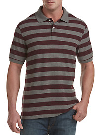 Harbor Bay® Small Rugby Stripe Polo