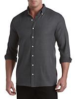 Synrgy® Zig-Zag Printed Sport Shirt