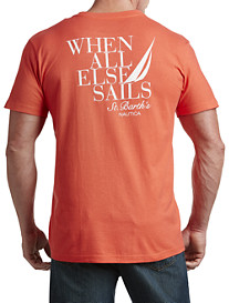 Nautica® When All Else Sails Tee