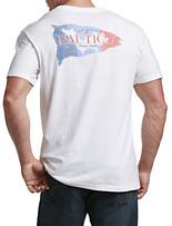 Nautica® Waving Flag Tee