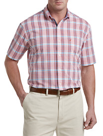 Nautica® Plaid Sport Shirt