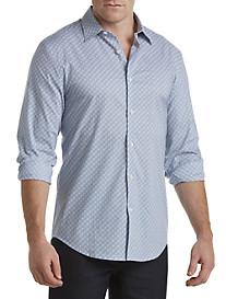 Perry Ellis® Patterned Sport Shirt