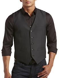 Perry Ellis® Textured Jacquard Vest